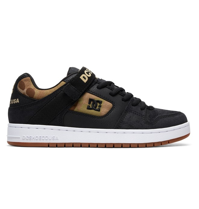 0 Manteca V SE Shoes Black ADYS100477 DC Shoes