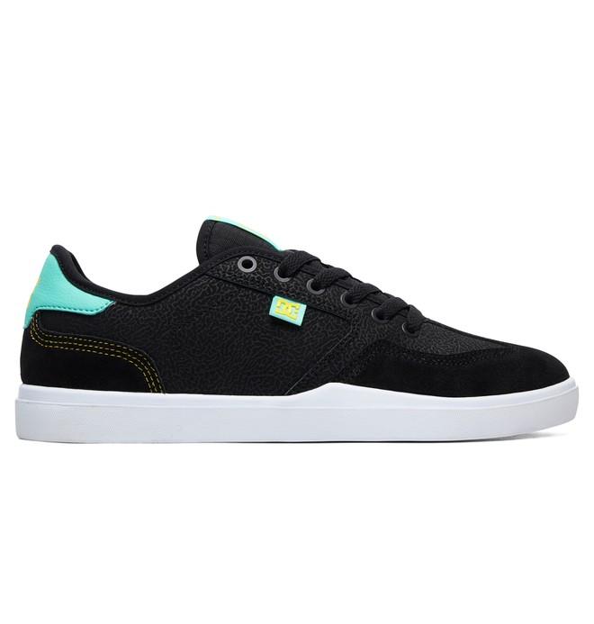 0 Vestrey S SE Skate Shoes Black ADYS100498 DC Shoes