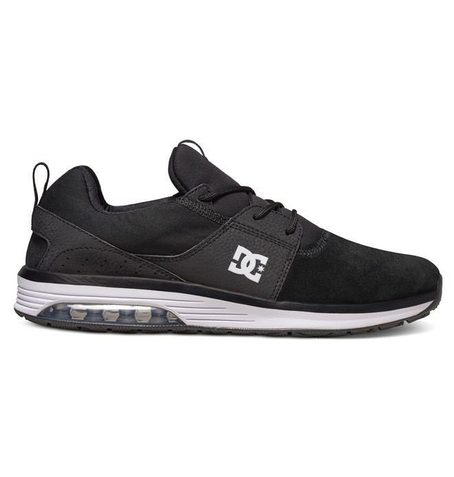 0 Heathrow IA Shoes Black ADYS200035 DC Shoes