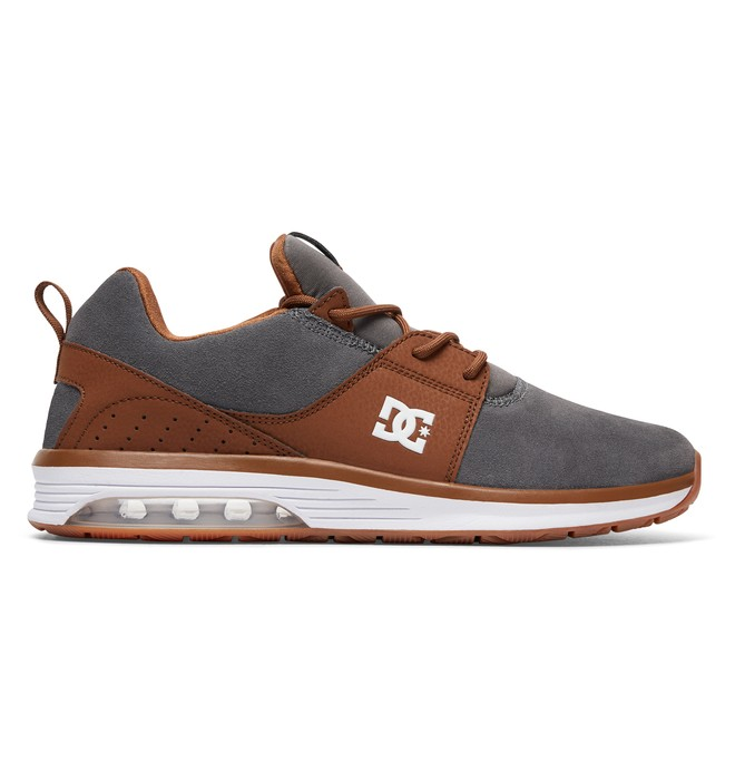 0 Heathrow IA - Shoes Brown ADYS200035 DC Shoes