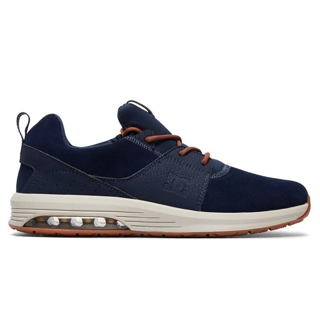 0 Heathrow IA - Shoes Blue ADYS200035 DC Shoes
