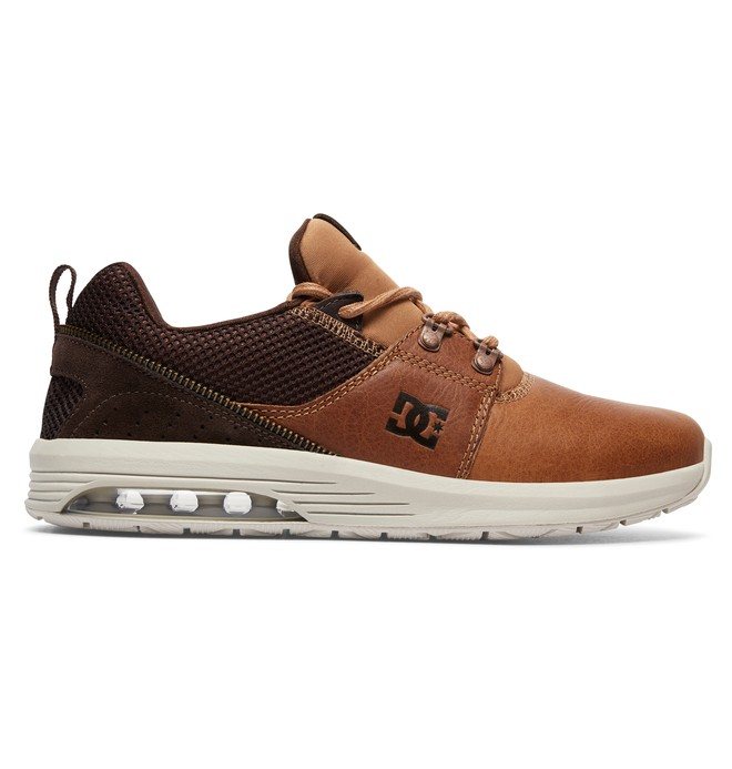 0 Heathrow Ia LX - Schuhe Braun ADYS200041 DC Shoes