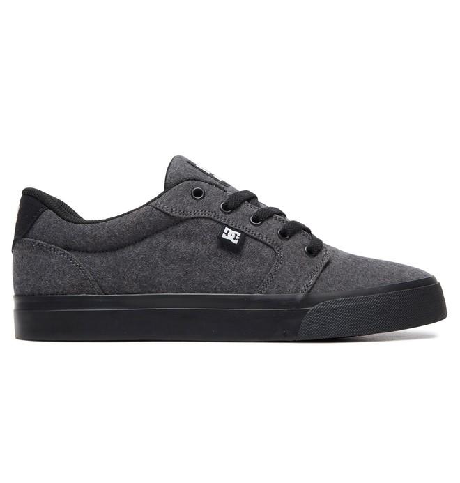 0 Anvil TX SE Shoes Black ADYS300036 DC Shoes