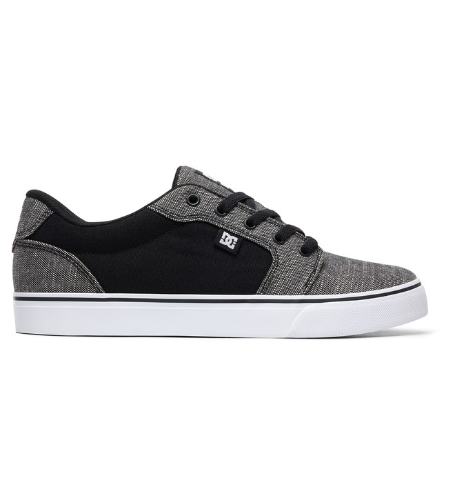 0 Anvil TX SE Shoes Black ADYS300036 DC Shoes
