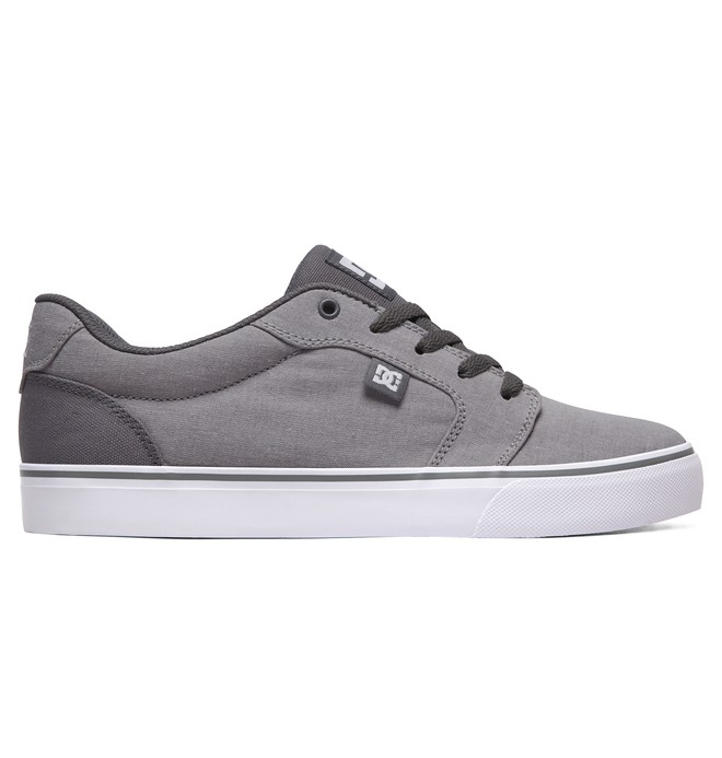 0 Anvil TX SE Shoes Grey ADYS300036 DC Shoes
