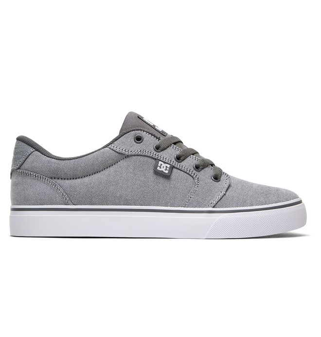 0 Men's Anvil TX SE Shoes Grey ADYS300036 DC Shoes