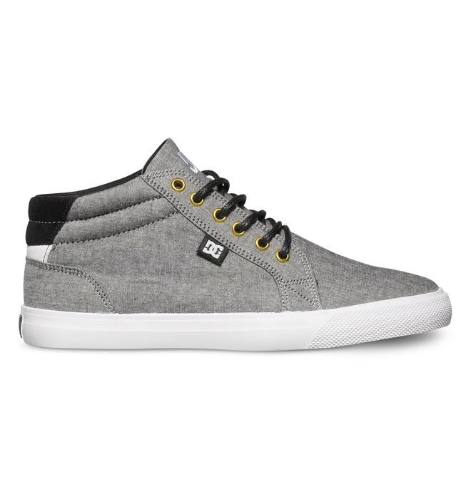 0 Men's Council TX SE Mid Top Shoes  ADYS300075 DC Shoes