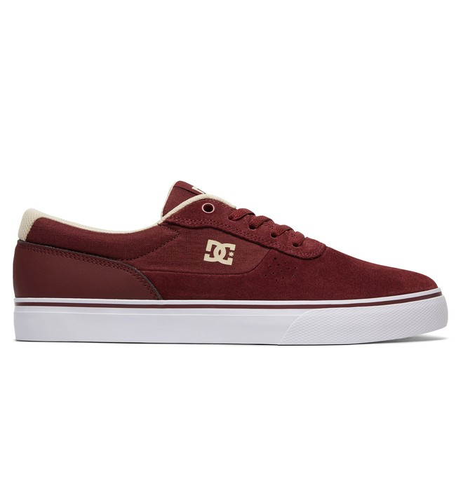 0 Zapatos de Patinaje S Switch Rojo ADYS300104 DC Shoes