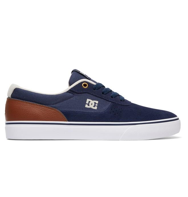 0 Switch S - Scarpe da skate Blue ADYS300104 DC Shoes