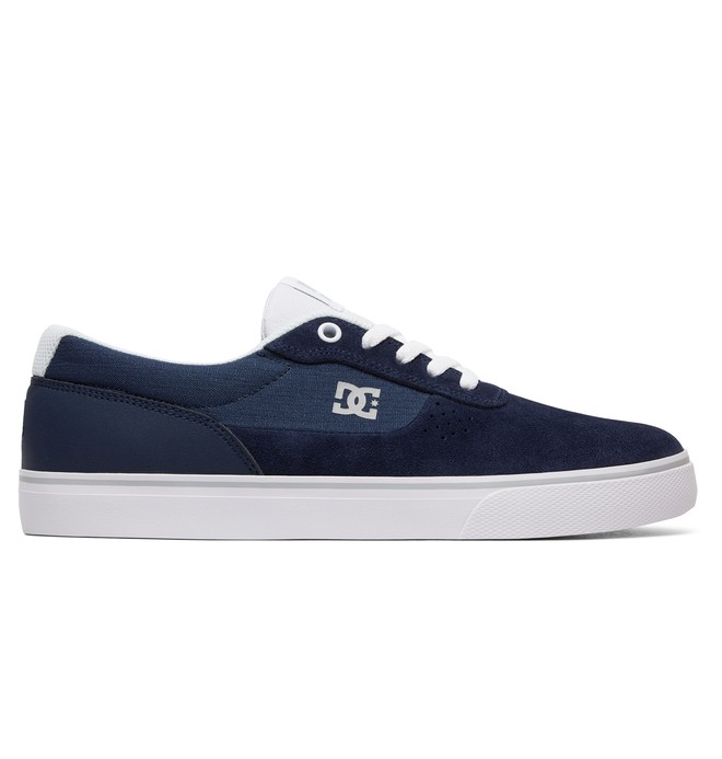 0 Switch S - Skate Shoes for Men Blue ADYS300104 DC Shoes