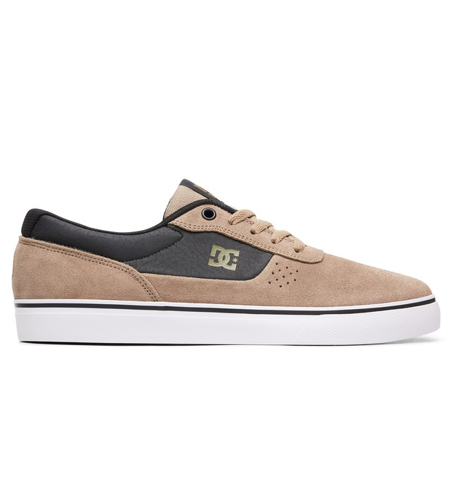 0 Zapatos de Patinaje S Switch Marrón ADYS300104 DC Shoes