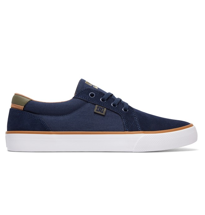 0 Council SD - Chaussures Bleu ADYS300108 DC Shoes