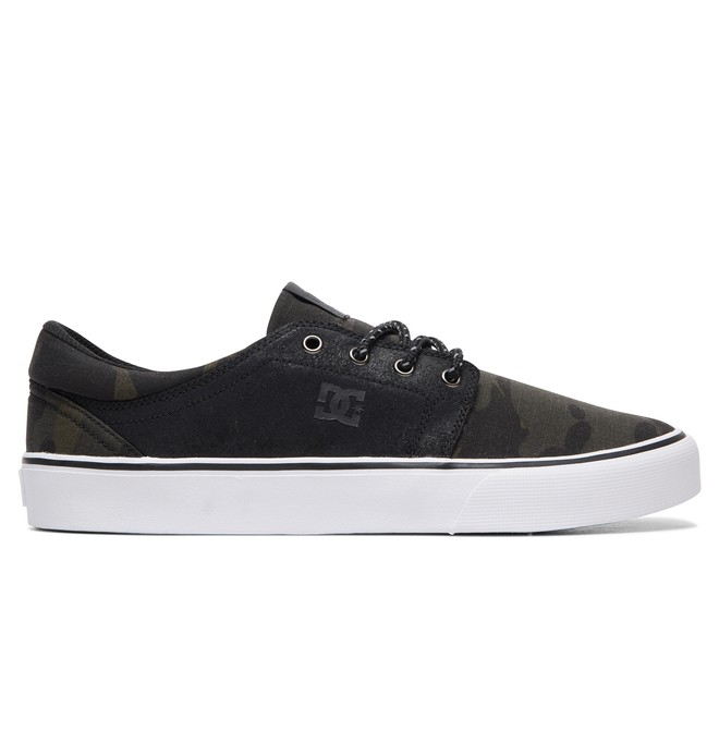 0 Trase TX SE - Chaussures Gris ADYS300123 DC Shoes