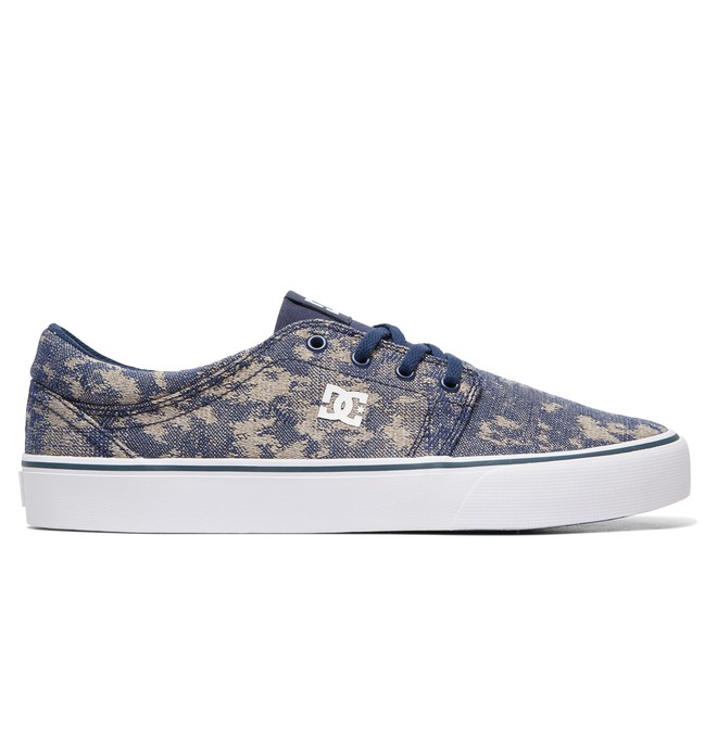 0 Trase TX SE Shoes Blue ADYS300123 DC Shoes