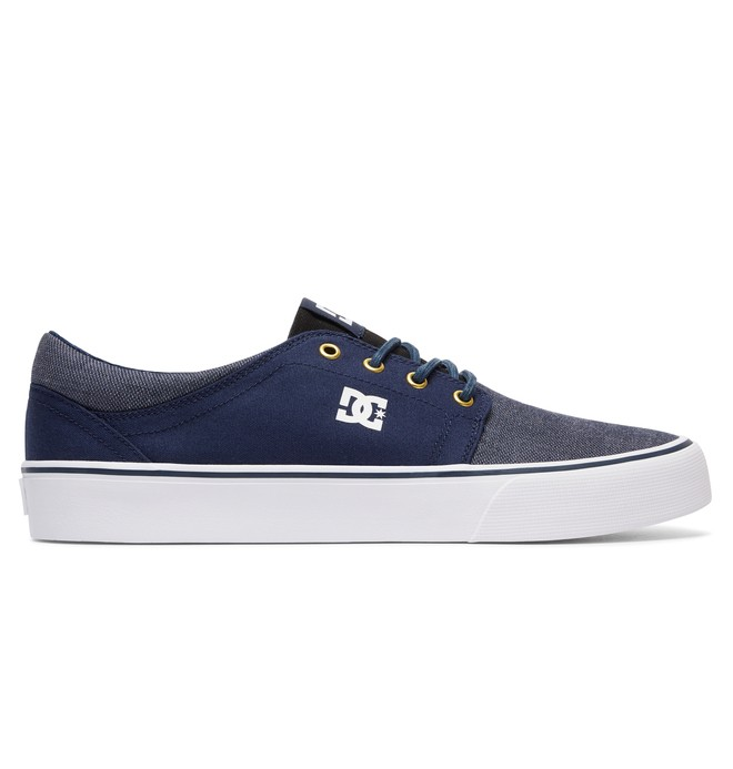 0 Trase TX SE - Shoes for Men Blue ADYS300123 DC Shoes