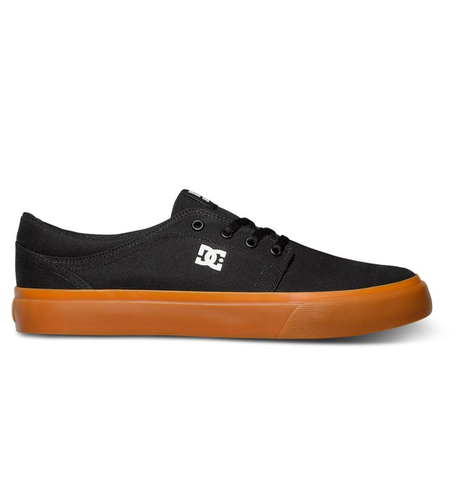 0 Zapatos-TX Trase Negro ADYS300126 DC Shoes