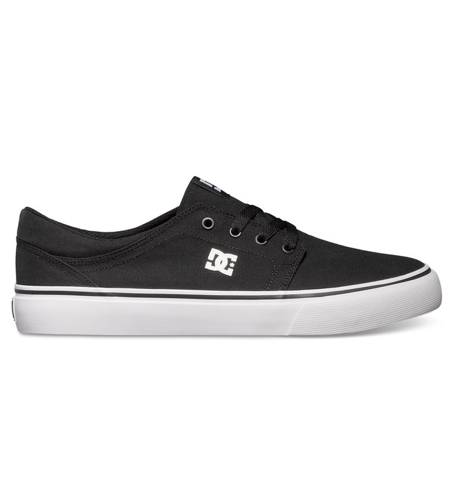 0 Trase TX Shoes Black ADYS300126 DC Shoes