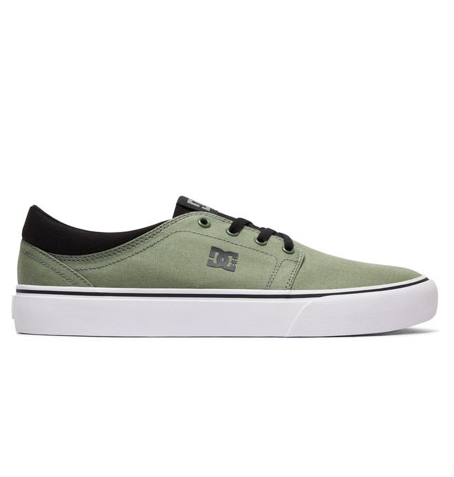 0 Zapatos-TX Trase Verde ADYS300126 DC Shoes