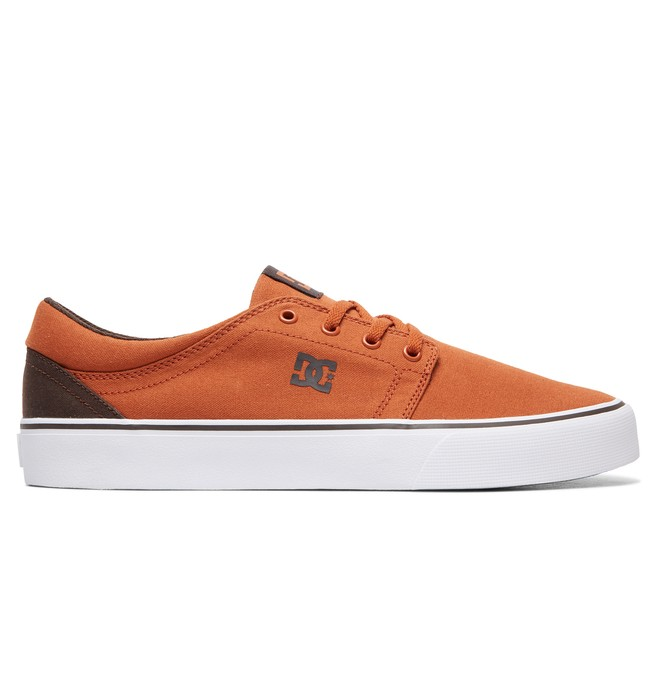 0 Zapatos-TX Trase Marrón ADYS300126 DC Shoes