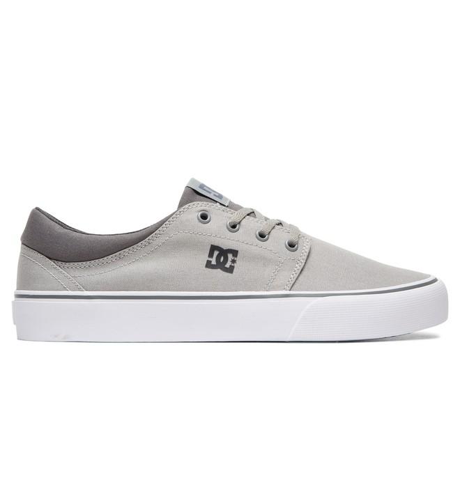 0 Zapatos-TX Trase Gris ADYS300126 DC Shoes