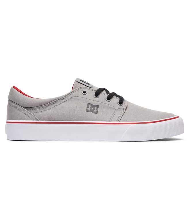 0 Men's Trase TX Shoes Grey ADYS300126 DC Shoes