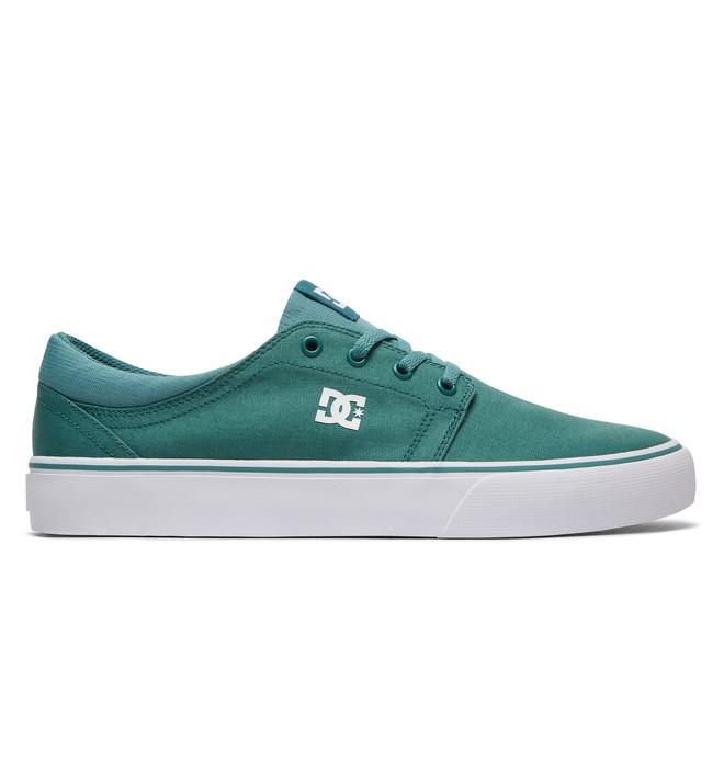 0 Men's Trase TX Shoes Green ADYS300126 DC Shoes