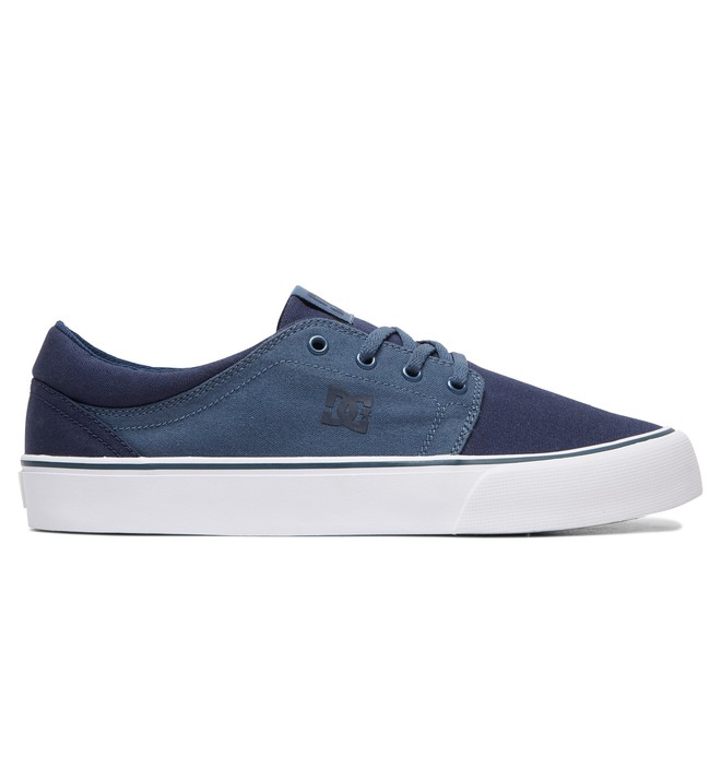 0 Zapatos-TX Trase Azul ADYS300126 DC Shoes