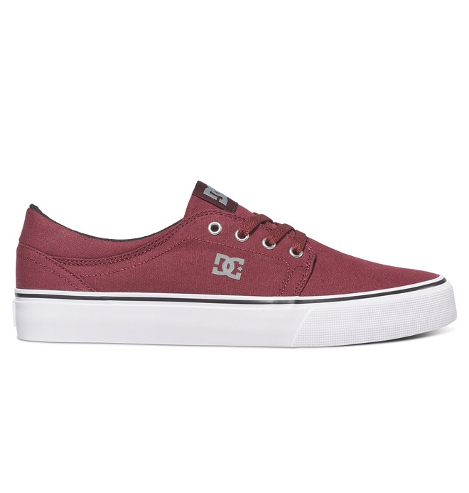 0 Trase TX - Shoes Red ADYS300126 DC Shoes