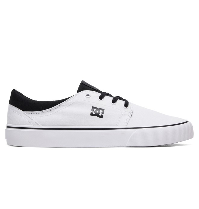 0 Zapatos-TX Trase Blanco ADYS300126 DC Shoes