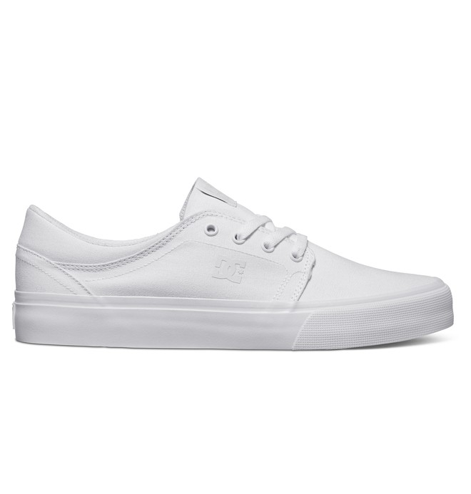 0 Trase TX - Schuhe Weiss ADYS300126 DC Shoes