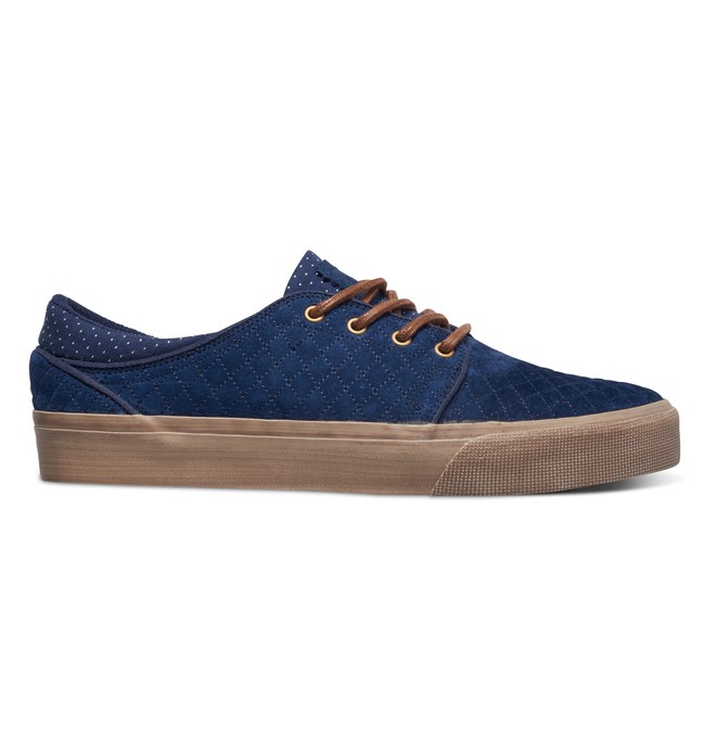 0 Trase LX - Chaussures Bleu ADYS300141 DC Shoes