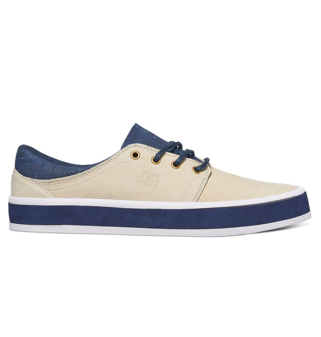 0 Trase LX - Chaussures Beige ADYS300141 DC Shoes