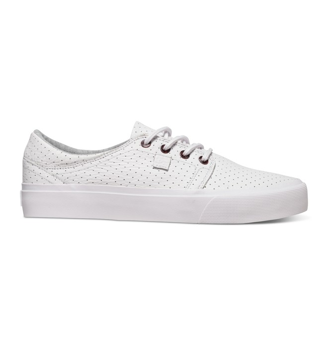 0 Trase LX - Chaussures Blanc ADYS300141 DC Shoes