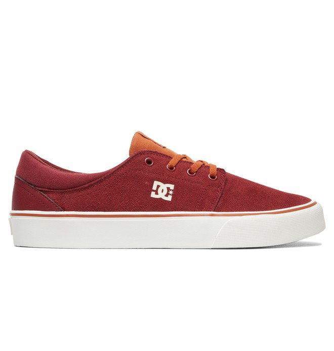 0 Trase SD Shoes Red ADYS300172 DC Shoes