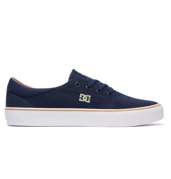 0 Trase SD - Baskets Bleu ADYS300172 DC Shoes