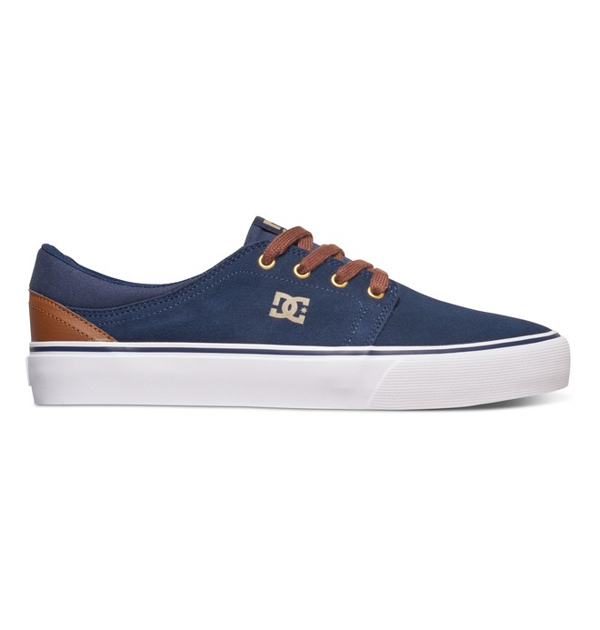 0 Trase SD - Scarpe Blue ADYS300172 DC Shoes