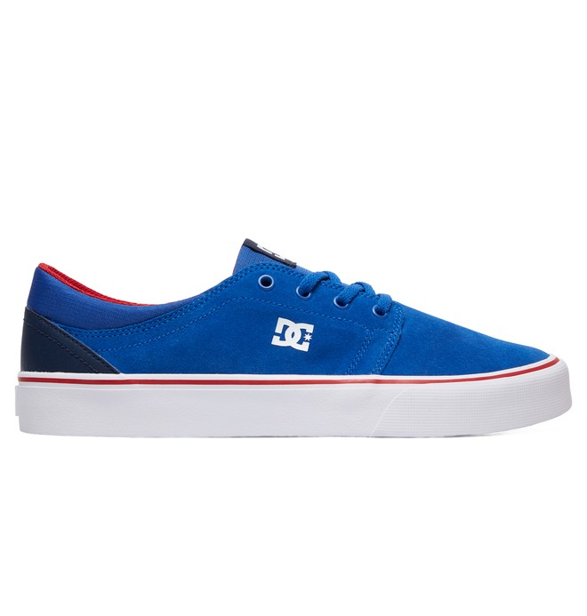 0 Trase SD Shoes Blue ADYS300172 DC Shoes