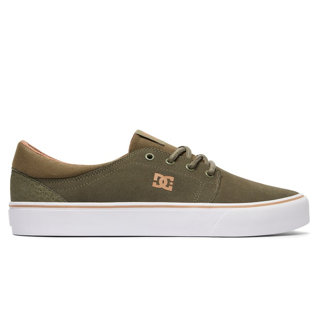 0 Trase SD - Shoes Green ADYS300172 DC Shoes