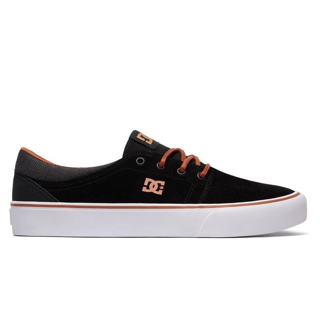 0 Trase SE - Zapatos para Hombre Negro ADYS300173 DC Shoes