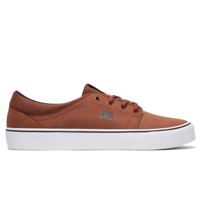 0 Trase SE - Shoes for Men Brown ADYS300173 DC Shoes