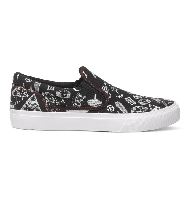 0 Trase SP - Slip-On Shoes  ADYS300185 DC Shoes