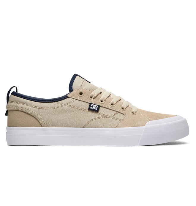 0 Men's Evan Smith S Skate Shoes Beige ADYS300203 DC Shoes