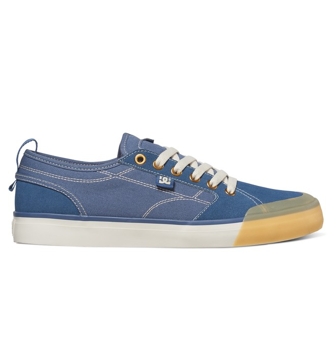0 Evan Smith S - Chaussures de skate Bleu ADYS300203 DC Shoes