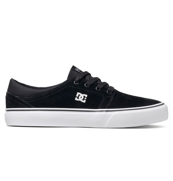 0 Trase S - Skate Shoes for Men Black ADYS300206 DC Shoes