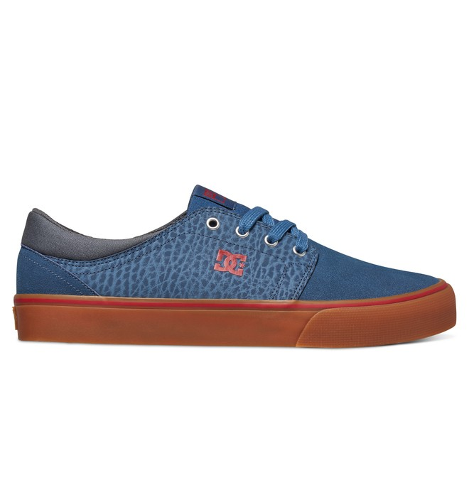 0 Trase S - Zapatillas de skate Azul ADYS300206 DC Shoes