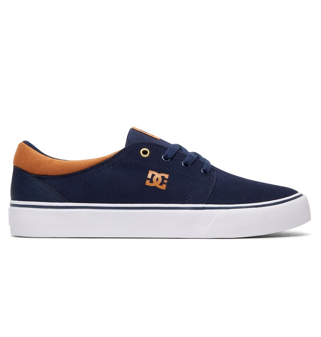 0 Trase S - Skate Shoes for Men Blue ADYS300206 DC Shoes
