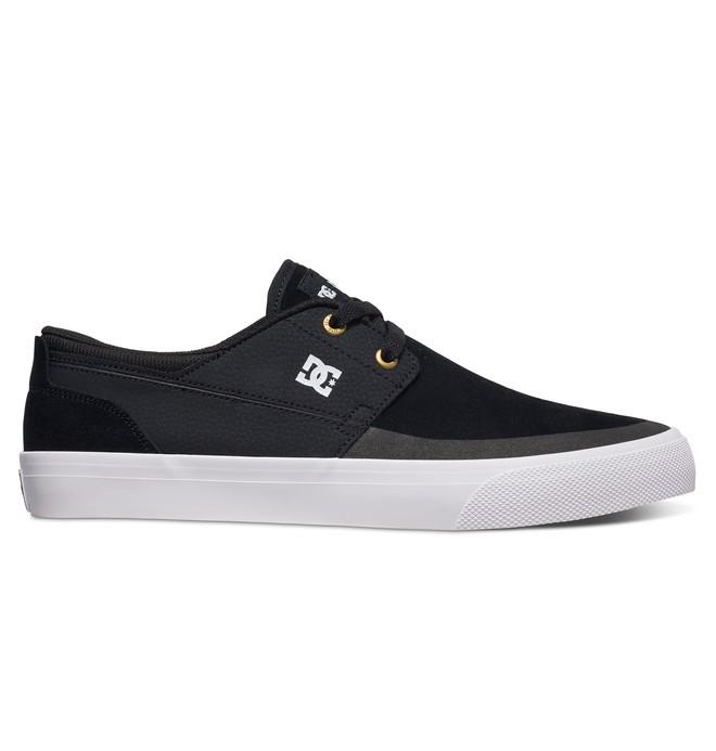 0 Men's Wes Kremer 2 S Skate Shoes Black ADYS300241 DC Shoes