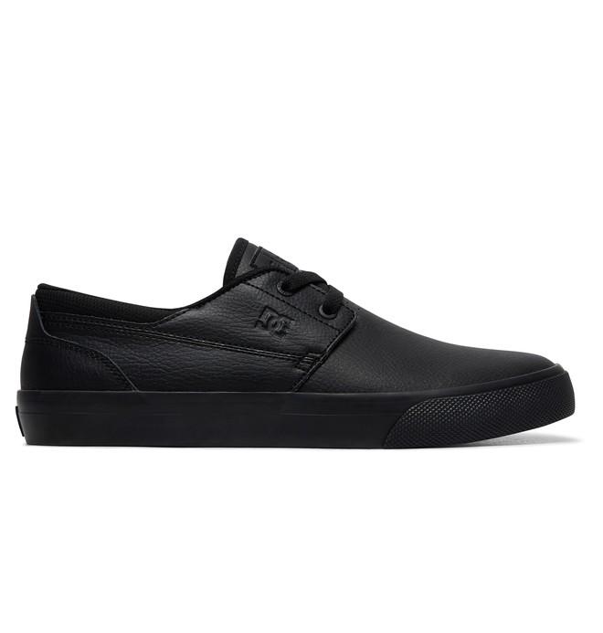 0 Wes Kremer 2 S - Chaussures de skate pour Homme Noir ADYS300241 DC Shoes