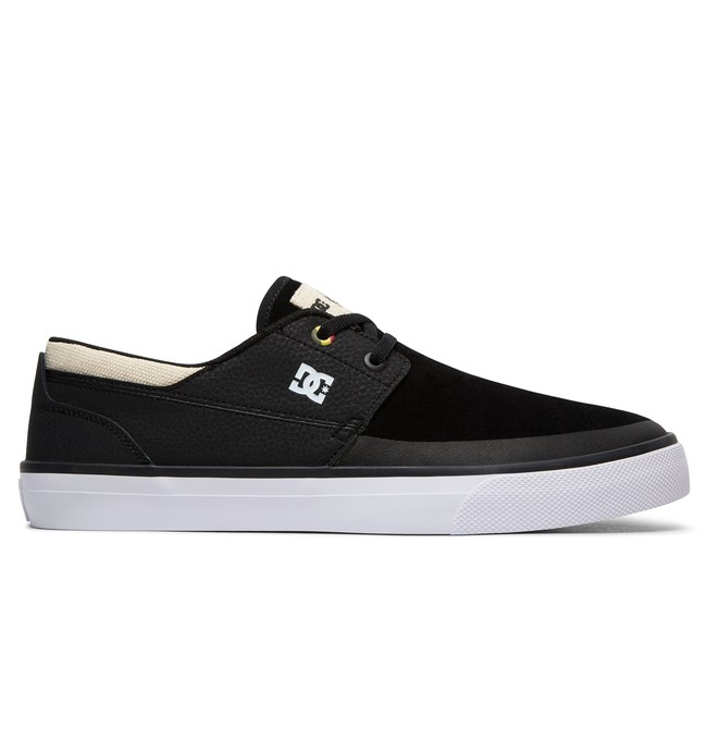 0 Men's Wes Kremer 2 S Skate Shoes Black ADYS300241 DC Shoes