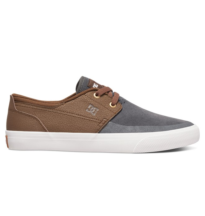 0 Wes Kremer 2 S - Skate Shoes for Men Brown ADYS300241 DC Shoes